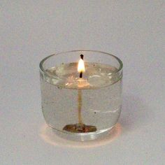 Gel Candle
