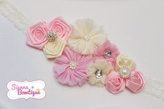Maternity Sash It's a Girl Maternity Sash Pink by SiennaBowtique, £24.00