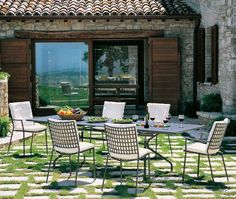 Discover the emu Outdoor Restaurant and Cafe Furniture. Commercial grade outdoor patio and pool furniture from Contract Furnishings International Cafe Furniture, Patio Furniture Sets, Restaurant Furniture, Outdoor Furniture, Best Patio Heaters, Pool Shapes, Outdoor Restaurant, Backyard Retreat, Restaurant Interior Design
