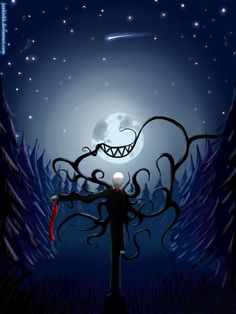 Slenderman by JunkieKB on deviantART