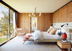 Tour Lyor Cohen's Hamptons Beach House Photos | Architectural Digest