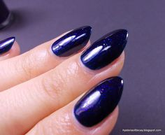 Half Sack - 10 ml handmade nail polish