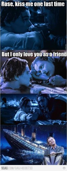 Friendzone level: Leonardo