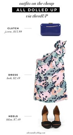 Get gorgeous outfits for WAY less than retail by shopping at thredUP! | oliveandivyblog.com