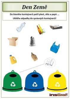 Montessori, Science, Education, Recycling, Onderwijs, Learning