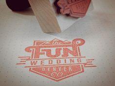 #stamp #wedding #graphicdesign
