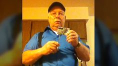"""A video of a card-carrying member of the National Rifle Association as he destroys the small rectangle of paper that associates him with the organization.  """"This is my NRA club card,"""" he says. """"I want to show you my tribute and how outraged I am that the loss of life in Newtown, Connecticut. This is what I'm gonna do with this card,"""" he explains before brandishing a small pair of scissors and cutting the card up into three roughly even pieces.  """"That's it,"""" he concludes,and turns off the…"""