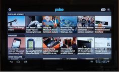 Transform my Tv into a giant Android tablet? Yes please.