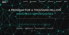 2nd Edtion Startup Nano - apply until 23 OCT 2017   STARTUP NANO is a pioneer incubation and acceleration programs for nanotechnology innovation.It gathers research and entrepreneurship expertise with world top research centers support to create the ecosystem needed to build grow and scale startups with products based in nanotechnology and focused in global markets.  Translation of nanotech science to market>Expertize in moving science from lab to market  Incubation for…