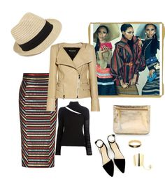 """""""retro mod"""" by loismo73 ❤ liked on Polyvore"""