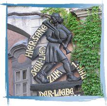 Der Liebe Augustin; Arbeit mit Sagen; digicomp.8 cc www.wikimedia.org/Zenit