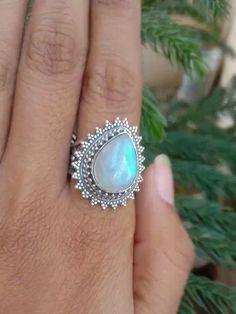 #rainbowmoonstonering #moonstonering #925silverplated #handmade #fassion #jewelry #gemstonejewelry #moonstonejewelry #giftformom #ovalstonering #ring #bohoring #anniversarygift #birthstone #weddinjewelry #etsy #ring #artisanjewelry #antique #sterlingsilverplated #giftforher #healingcrystalring #daintyring #crystal #weddingring #mothersdaygift #ring #Etsy #Etsyshop #engagementring #designerring #ring #jewelry #gemstonejewelry #giftforhim #handmadejewelry #healingring #vintagering #charmring Moonstone Jewelry, Gemstone Jewelry, Yellow Stone Rings, Rainbow Moonstone Ring, Charm Rings, June Birth Stone, Boho Rings, Artisan Jewelry, Vintage Rings