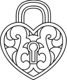 Antique Lock_image