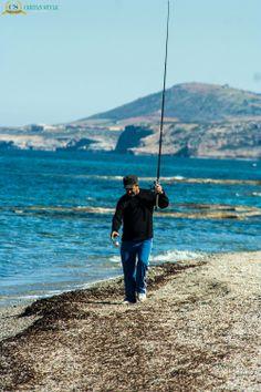 Fishing, Adele beach