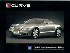 2004 Saturn Curve Concept Car