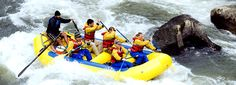 Take a wild ride down the rapids of the Rogue River in southern Oregon. Whether it be fishing or rafting, there's plenty of watersports to entertain anyone with a thirst for adventure. Discover more at www.discoveramerica.com.
