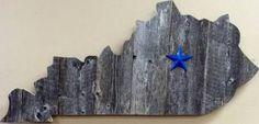 kentucky wood sign - Google Search