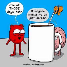 One oft those days...