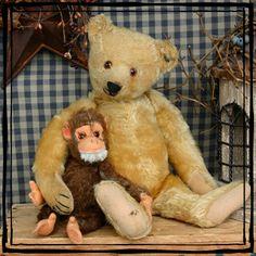 My antique bears,  Land Of Nod  Studios