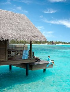 Bora bora.  I want to go to there...