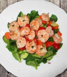49 Ideas fitness rezepte garnelen for 2019 Healthy Habits, Healthy Recipes, Atkins Recipes, Tasty, Yummy Food, Clean Eating Diet, Body Hacks, Seafood, Paleo