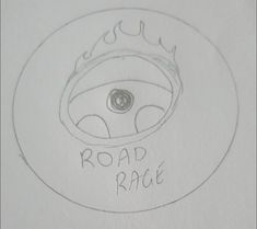 """Ill be using this type of logo outcome for my brand. Ill be using a steering wheel, but i also want a face on it with the """"rage"""" expression or angry/intimidating stance to it. And maybe to overlap with a fire logo as well. Rage, Knives"""