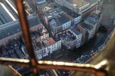 Dom Ausblick über Utrecht