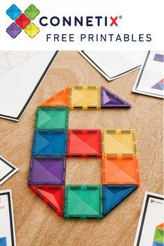Preschool Arts And Crafts, Preschool Learning Activities, Teaching Math, Toddler Activities, Preschool Activities, Kids Learning, Owl Classroom Door, Magna Tiles, Baby Sensory Play