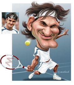 08/08/1981 :Roger Federer, joueur de tennis suisse.