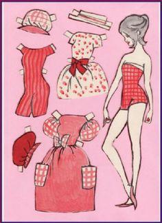 Ingrid Molzen. PDsamler. Online interessegruppe om påklædningsdukker