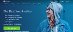 WordPress recommonded. Launch your website in minutes! 1-Click WordPress Install.  Enhanced cPanel. Types: Shared Hosting, WordPress Hosting, VPS Hosting, Dedicated Hosting, eCommerce.