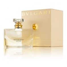 Perfumes de Luxo - Perfume Bvlgari Pour Femme EDP Feminino 30ml