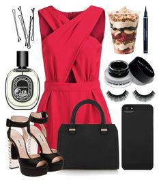 """""""#11"""" by oneandonlyfashion ❤ liked on Polyvore featuring Diptyque, Victoria Beckham, Miu Miu, Incase, BOBBY and Bobbi Brown Cosmetics"""