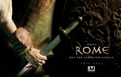 You may complain about the historical accuracy but bear in mind that it will keep you glued to the screen and spark interest in ancient rome...and James Purefoy rocks.