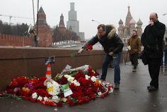 Washington Post: March 1, 2015 - Russian opposition leaders link Nemtsov killing to Kremlin
