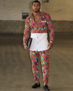 If you're on a search for Nigerian Ankara styles for men that will turn you into a best-dressed man anywhere you go,you are on the site,Cos we have the latest and most elegant Ankara styles for men that will give you that great look you desire. Indian Men Fashion, African Inspired Fashion, African Print Fashion, African Fashion Dresses, African Fashion Traditional, Womens Fashion, African Shirts For Men, African Clothing For Men, Mens Clothing Styles