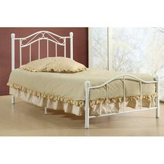 Gavin Iron Bed by Hillsdale Furniture Bed Frame And Headboard, Headboards For Beds, Bed Frames, Hillsdale Furniture, Bed Furniture, White Furniture, Furniture Online, Furniture Design, Bedroom Sets