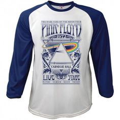 Tricou maneca lunga Pink Floyd: Carnegie Hall Poster