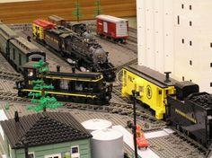 brick train set | Old Lego Train Sets http://www.brothers-brick.com/2008/07/02/trains ...