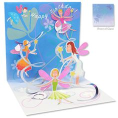 Flower And Fairies #Birthday [ http://www.thegoodlifestore.com/store/index.php?main_page=product_info&cPath=238&products_id=831#.U-pCYvldVUU ]