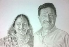 ##charcoalsketch##portraitpainting##charcoalpainting##angeltattoostudio##indore Charcoal sketch