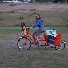 "MADSEN Cycles on Instagram: ""Picnicking with the MADSEN  #sunsetorange #picnic #park #summerfun #madsenbike #bucketbike #cargobike #july #madsencycles #orange #friends #bike #bikes"""