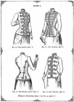 Uniformi donna/ moglie di