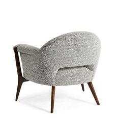 Cloven Armchair