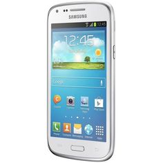 Samsung Galaxy Core with 13% #discount. Android, 4.5 in, 5 Megapixels, 124g. Buy now at £185.8  http://www.comparepanda.co.uk/product/12969208/samsung-galaxy-core