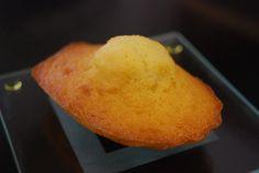 La pâte à madeleines