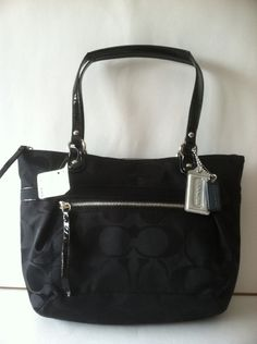 COACH POPPY SIGNATURE TOTE on sale for $139.99 at blomming.com/mm/giaconisboutique/items
