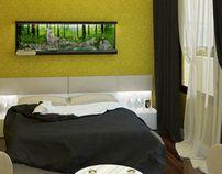 "Check out new work on my @Behance portfolio: ""Bedroom"" http://on.be.net/KBt9en"