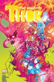 The Mighty Thor EVERYTHING BURNS! Thor and the Ultimate Thor go face-to-flame with the Queen of Cinders! But even the fire of Muspelheim pales beside the fury of the Ultimate Thor… And with his thunder comes his vengeance. Marvel Comics, Marvel Heroes, Spiderman Comic Books, Online Comic Books, Midtown Comics, The Mighty Thor, Batman, Wonder Woman, Marvel Women