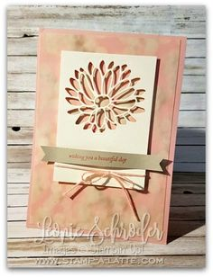 Stampin' Up! with Leonie Schroder South West Sydney Australia